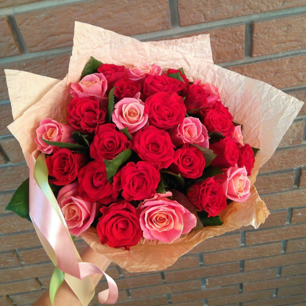 Букетов роз в южное бутово — 11
