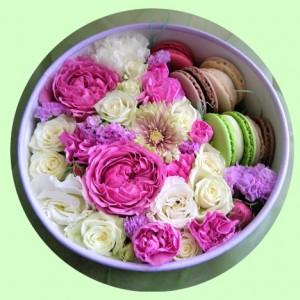 цветы-и-сладости