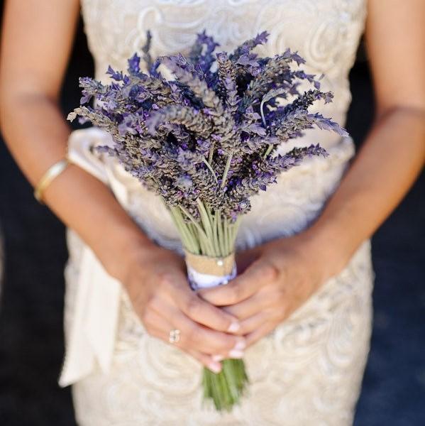 Букет лаванды свадебный, свадебный банкет киевом